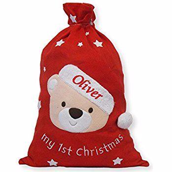 Santa Sack - 1st Christmas