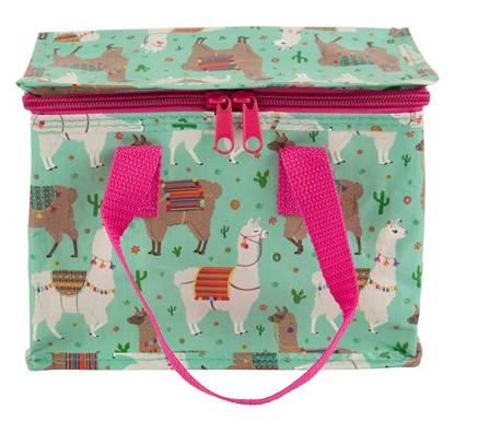 Funky Llama Lunch Bag