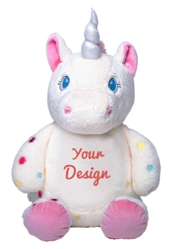 Spotty unicorn