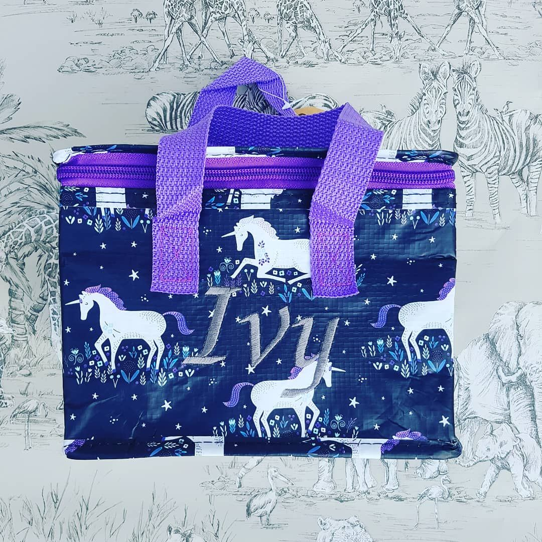 Starlight Unicorn Lunch Bag