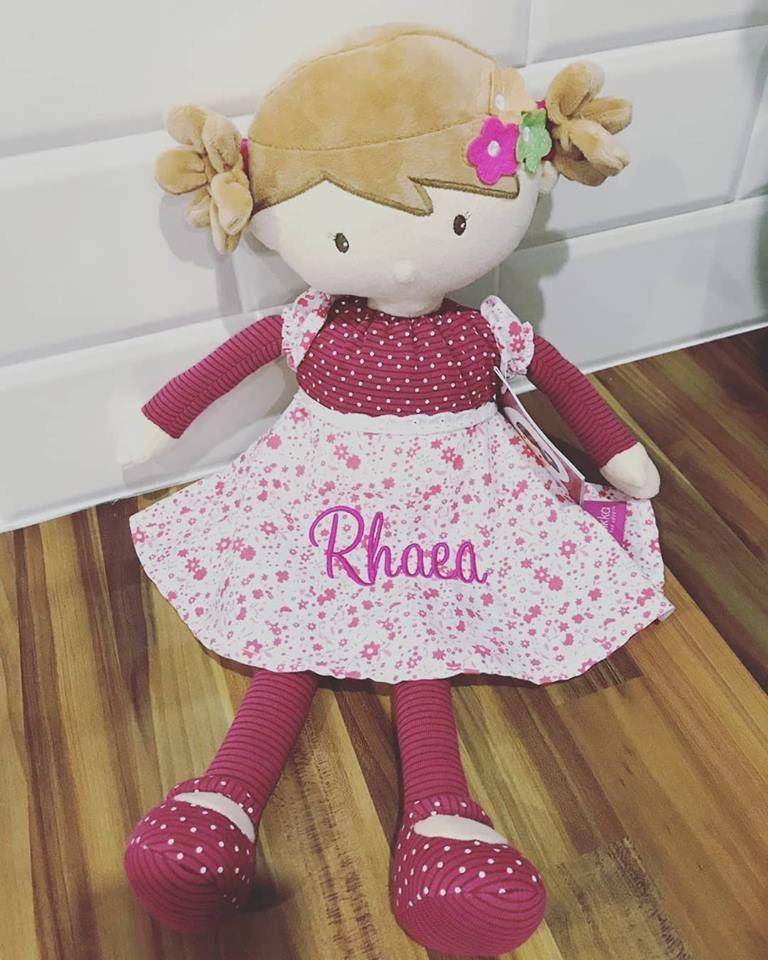 Rag Doll - Ruby