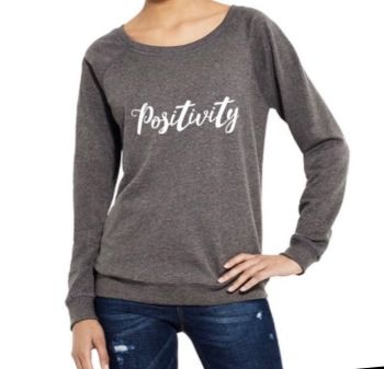 Positivity Sweatshirt