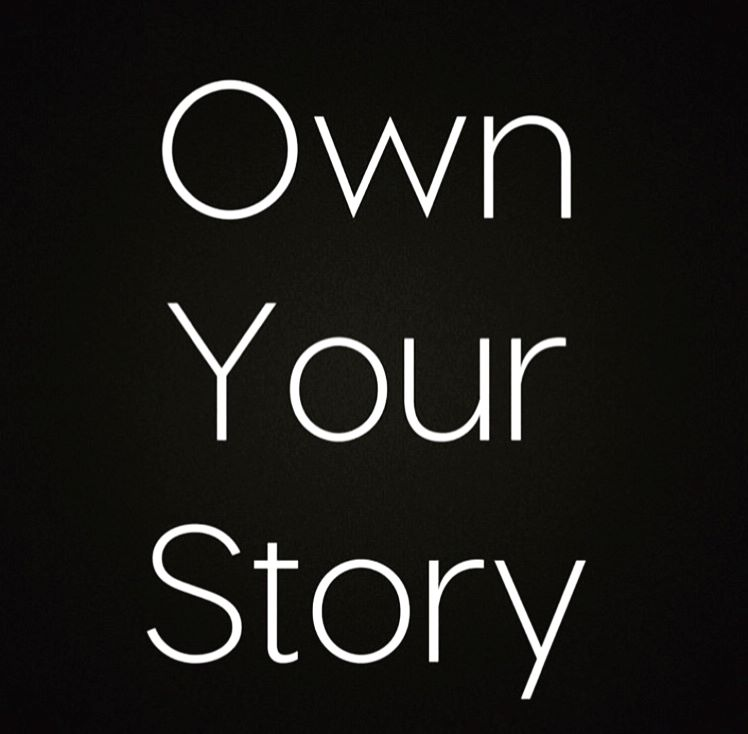 Own Your Story 1-2-1 Coaching