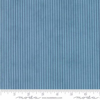 PINSTRIPE PALE AND DENIM BLUE - 14849-15