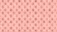 TRINKETS -  RED ON PALE PINK 2/8158E
