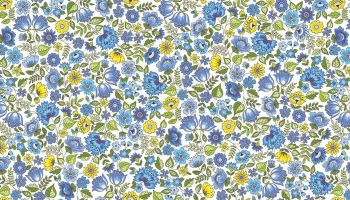 BLOOM - CHINTZ - BLUE 2031-B