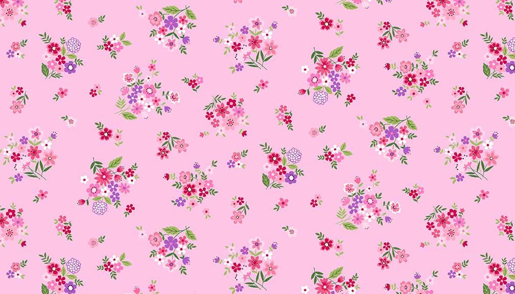 BLOOM - BOUQUET - PINK 2033-P