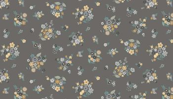 BLOOM - BOUQUET - GREY 2033-S