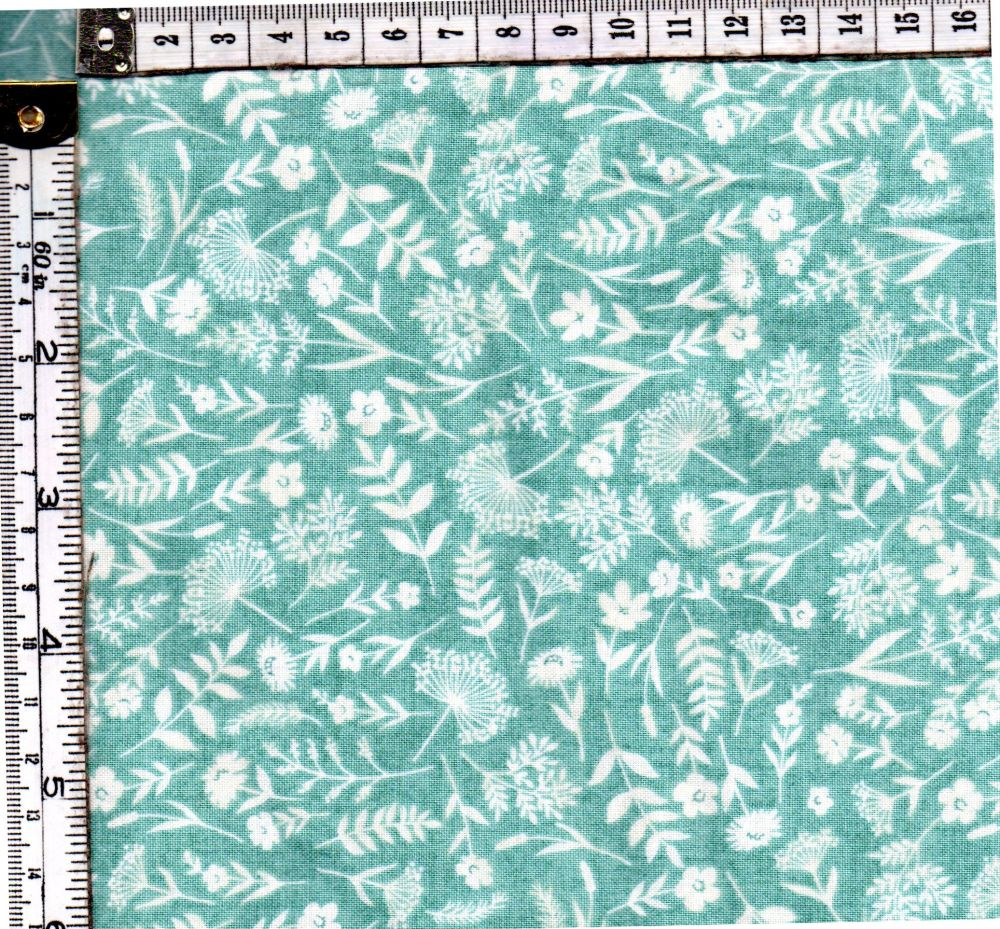 WOODLAND SCATTER TURQUOISE 2061/T