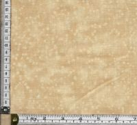 ZEN PRINTS STARS CREAM ON PALE GOLD BACKGROUND PRICE SHOWN PER HALF METRE