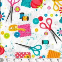 SEW EXCITED SEWING  NOTIONS- BENARTEX FABRICS