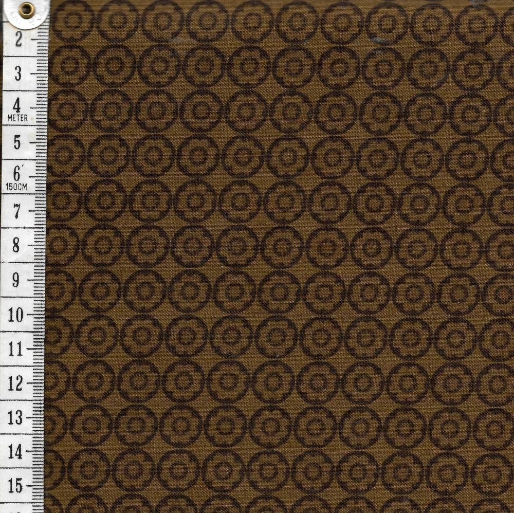 BB11  FLUTTER BY RO GREG FOR PAINTBRUSH STUDIOS BROWN ON BROWN