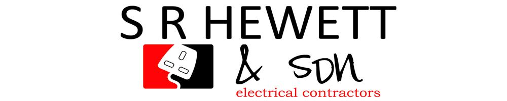 S.R Hewett & Son, site logo.