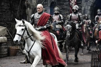 Charles Dance as Tywin Lannister Autographed Pre-order (05)
