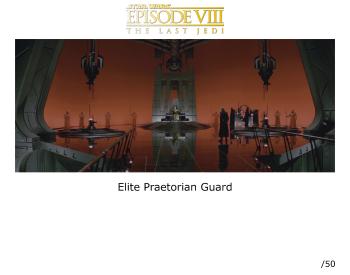 Star Wars The Last Jedi Praetrian Guard  (01)