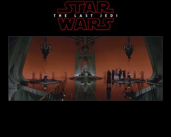 Star Wars The Last Jedi Praetorian Guard 10x8 print(01)