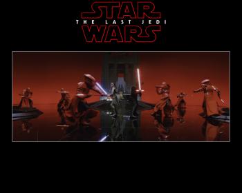 Star Wars The Last Jedi Praetorian Guard 10x8 print(02)