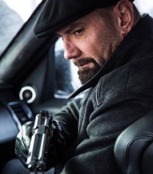 Dave Bautista autographed Mr Hinx in Spectre 10x8 (04)
