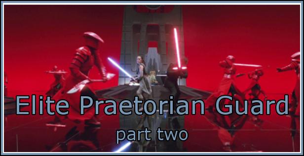 praetorian signing