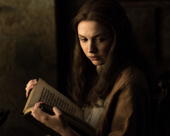 Hannah Murray as Gilly in Game of Thrones 10x08(06)