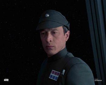 Michael Culver as Captain Needa in The Empire Strikes Back (01)