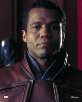 Hugh Quarshie as Captain Panaka in Star Wars The Phantom Menace pre-order (02)