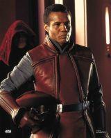 Hugh Quarshie as Captain Panaka in Star Wars The Phantom Menace pre-order (03)