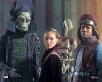 Hugh Quarshie as Captain Panaka in Star Wars The Phantom Menace pre-order (04)