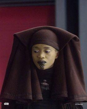 Mary Oyoya as Luminara Unduli in Star Wars Attack Of The Clones pre-order (01)