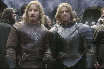 David Wenham as Faramir in Lord Of The Rings pre-order (01)