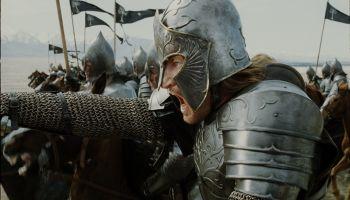 David Wenham as Faramir in Lord Of The Rings pre-order (02)