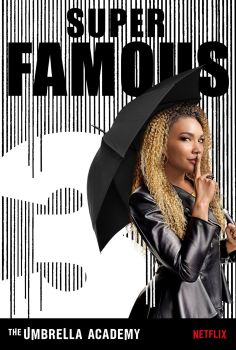 Emily Raver-Lampman as Allison Hargreeves in The Umbrella Academy pre-order (01)