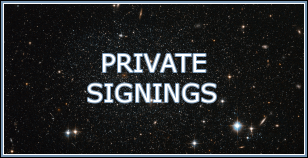 UpcominPrivate Signings