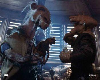 Paul Springer as Ree-Yees in Return of The Jedi pre-order
