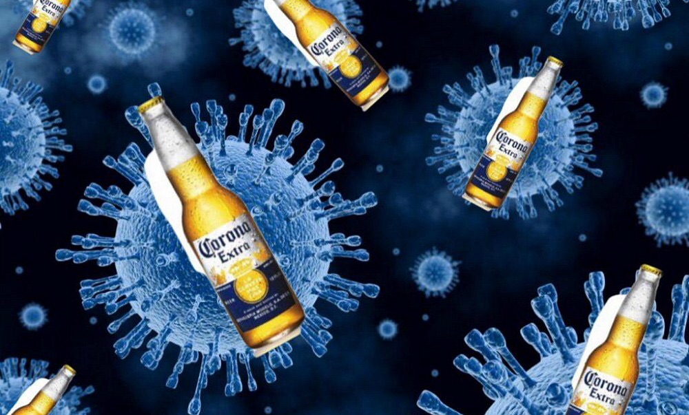 Coronavirus and Corona beer 🍺 news, Covid19