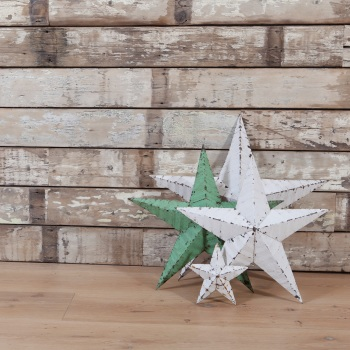 Large Amish Metal Barn Stars