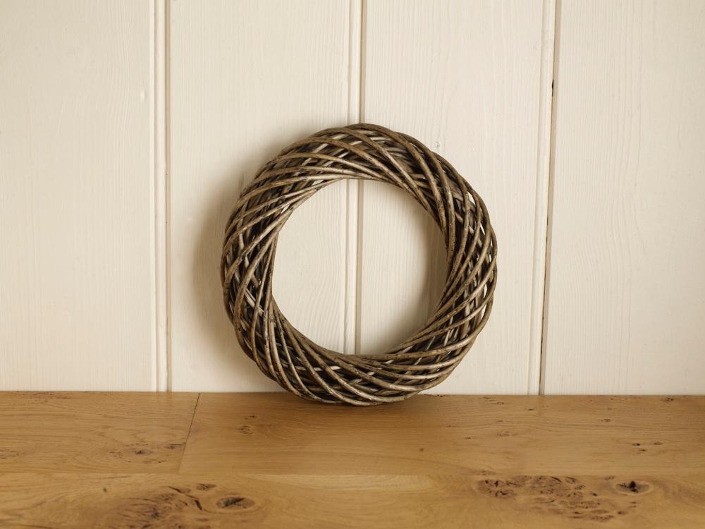 Wicker Wreath