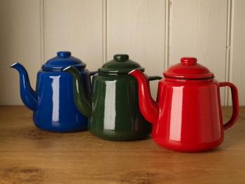 Enamel Tea Pots