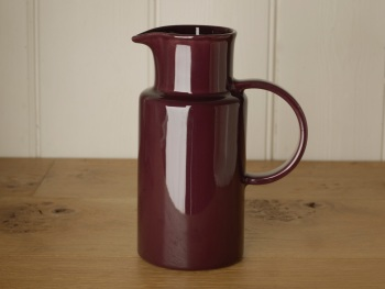 Traditional French Hot Chocolate Jug