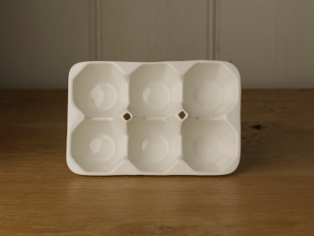 Bone China Egg Tray
