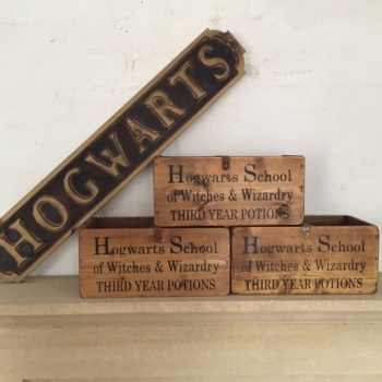 Hogwart's Sign