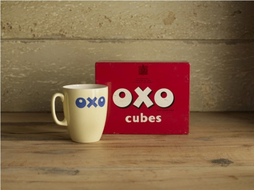 Reclaimed Oxo Tin