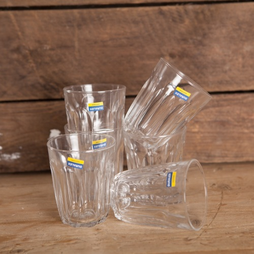 Traditional French Duralit Glasses