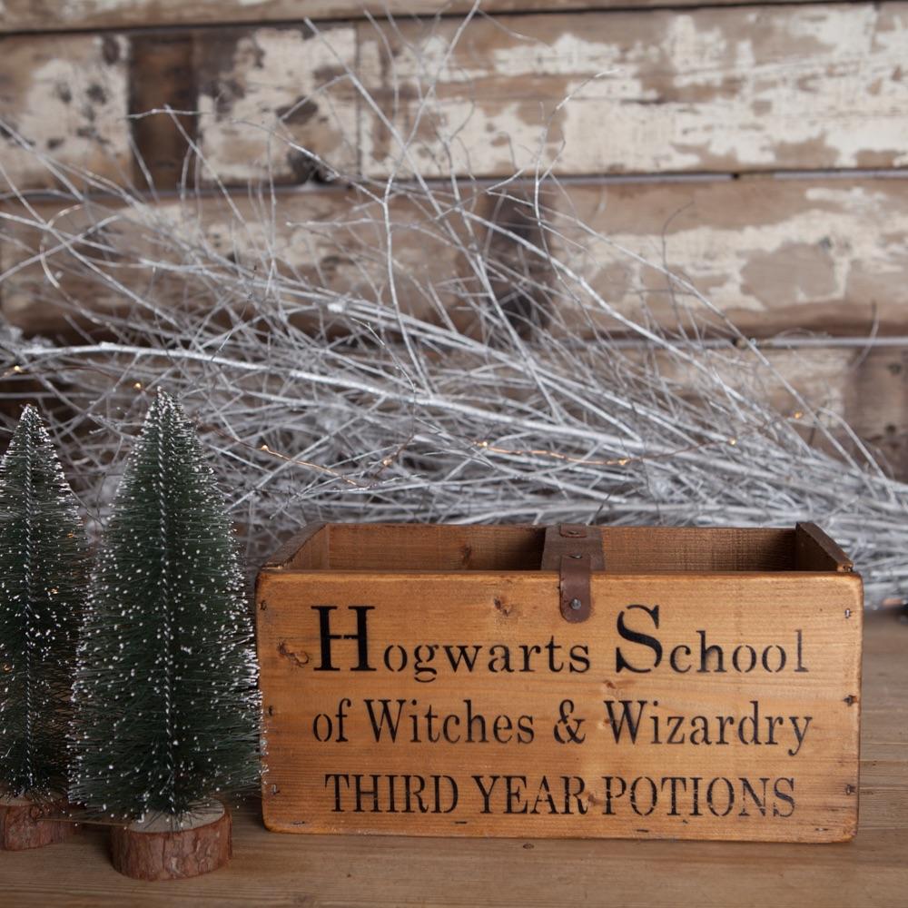 Hogwarts boxes
