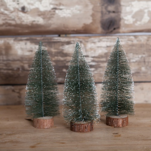 Christmas Tree wire brushes