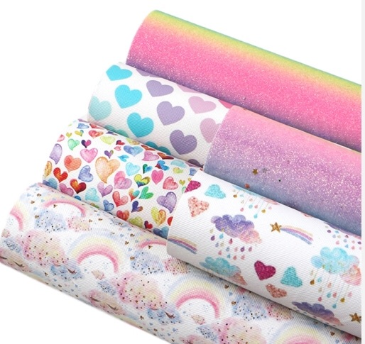 The rainbow fabric bargain bundle