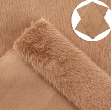 Ginger - Fabric Fur