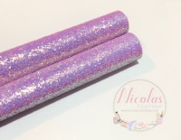 Lilac Lust Chunky glitter a4