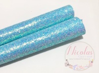 Powder Blue chunky glitter