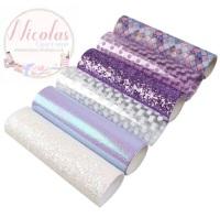 Luxury lilac bargain bundle 6pc set